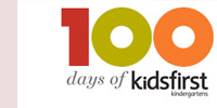 100 Days of Kidsfirst
