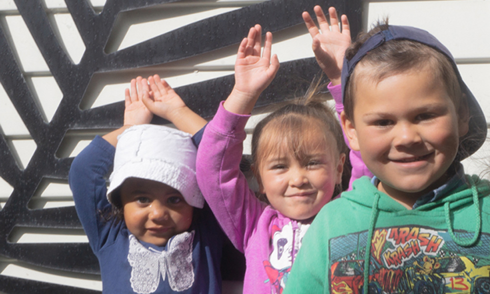 The benefits of a mixed age kindy class | Whānau Connect November 2019 - Kidsfirst Kindergartens