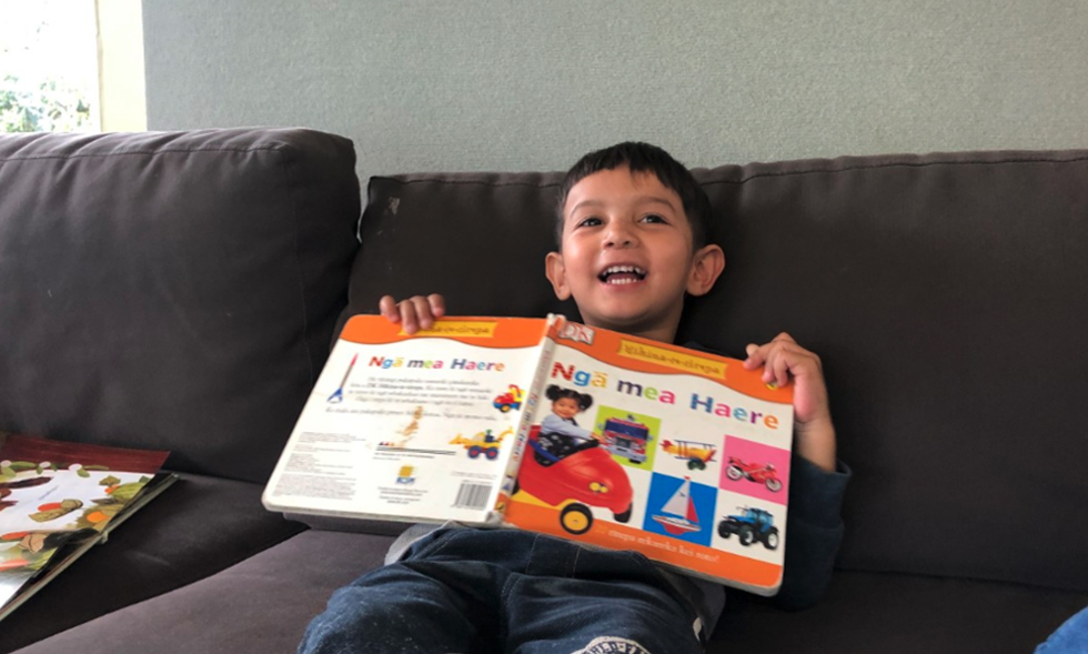 The benefits of learning Te reo Māori | Whānau Connect November 2019 - Kidsfirst Kindergartens