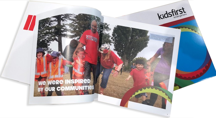 Kidsfirst 2017 Annual Report