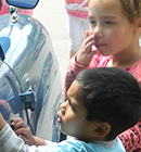 Vintage Car Day at Kidsfirst Cotswold