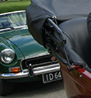 Vintage Car Day at Kidsfirst Ilam