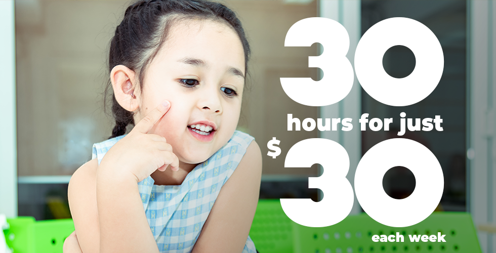 30 hours for just $30 - Get more hours